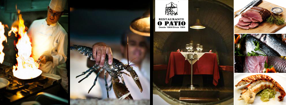 RESTAURANTE O PATIO #