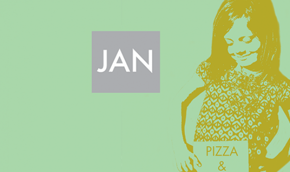 JAN Pizzas & Pastas